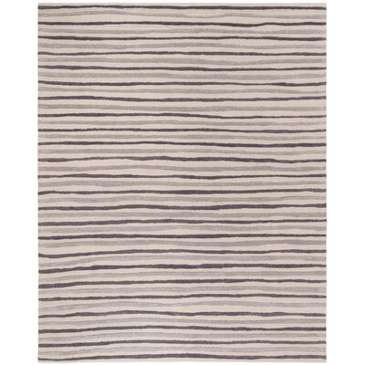Martha Stewart Tilled Soil Brown Area Rug Rug Size: Rectangle 8 x 10