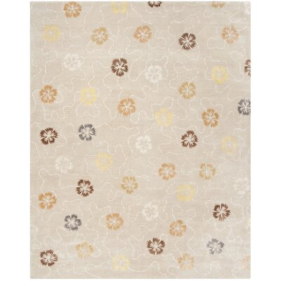 Martha Stewart Blush/Beige Area Rug Rug Size: Rectangle 79 x 99