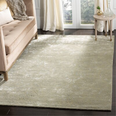 Martha Stewart Sage Area Rug Rug Size: Rectangle 56 x 86
