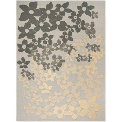 Martha Stewart Field Flowers Multi Area Rug Rug Size: Rectangle 8 x 112