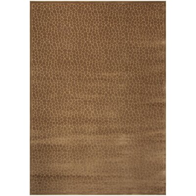 Martha Stewart Reptilian Brown Area Rug Rug Size: Rectangle 8 x 112