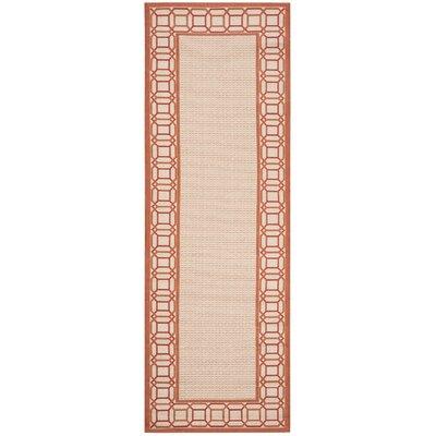 Martha Stewart Cinnamon Stick Area Rug Rug Size: Runner 27 x 82