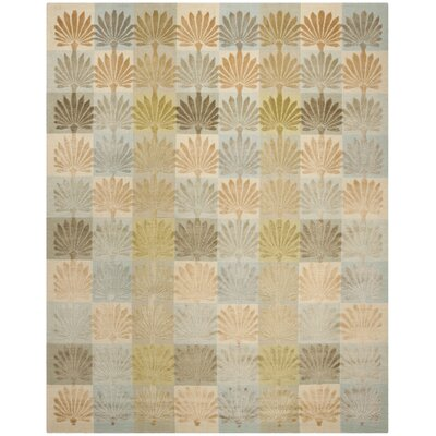 Martha Stewart Sanctuary Oasis Area Rug Rug Size: Rectangle 79 x 99