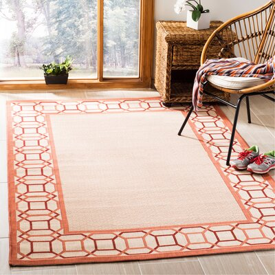 Martha Stewart Cinnamon Stick Area Rug Rug Size: Rectangle 53 x 77