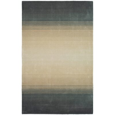 Mcneil Pewter/Gray Area Rug Rug Size: 9 x 12