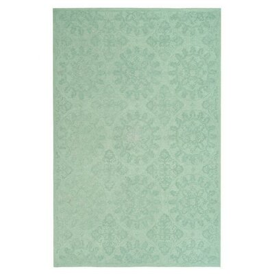 Terazza Seaside Rug Rug Size: Rectangle 79 x 99