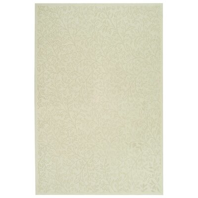 Martha Stewart Snowberry Area Rug Rug Size: Rectangle 26 x 43