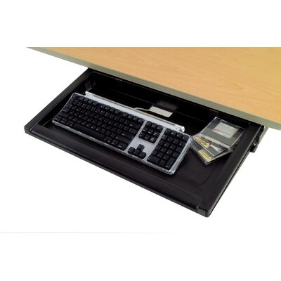 4 H x 25 W Desk Keyboard Tray