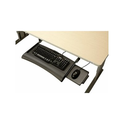 4 H x 22 W Desk Keyboard Tray