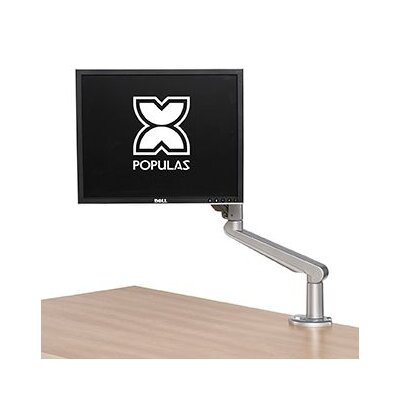 Single Monitor Arm Height Adjustable Desk Mount
