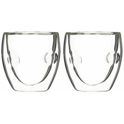 Ozeri Moderna Artisan Series 2 oz. 2 Piece Shot Glass Set DW020A-2