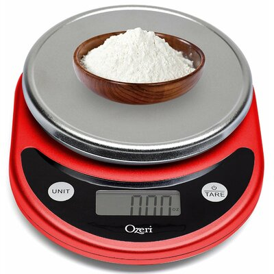 Pronto Digital Multifunction Kitchen and Food Scale ZK14-B