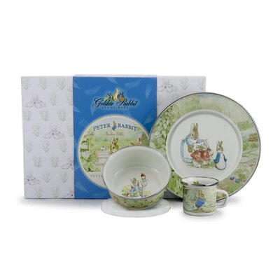 Beatrix Potter Children's 3 Piece Place Setting BP99