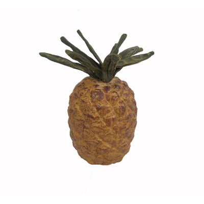 Papier Mache Welcome Pineapple Collectible Sculpture