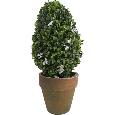 Floral Topiary in Pot