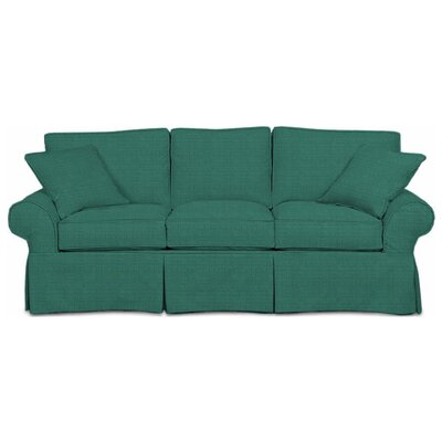 Carly Sleeper Sofa Color Bevin Teal