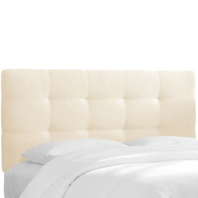 Meredith Upholstered Panel Headboard