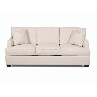 Avery Sleeper Sofa Body Fabric: Bull Natural, Pillow Fabric: Bull Natural