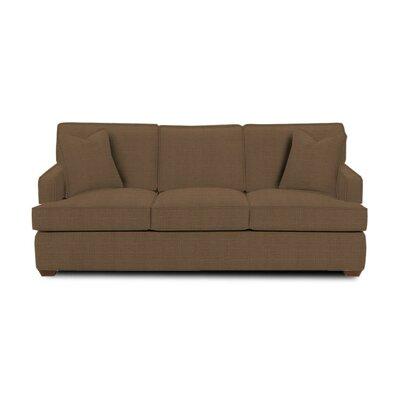 Avery Sleeper Sofa Body Fabric: Hilo Rattan, Pillow Fabric: Hilo Rattan