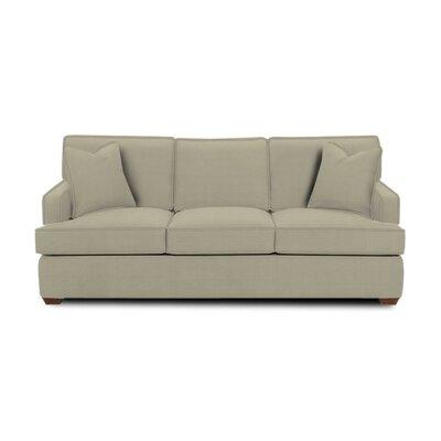 Avery Sleeper Sofa Body Fabric: Hilo Seagull, Pillow Fabric: Hilo Seagull