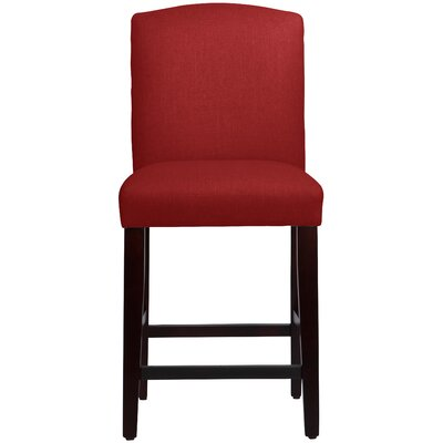 Nadia 26 Bar Stool Body Fabric: Upholstery