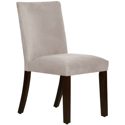 Connery Parsons Chair Body Fabric: Premier Platinum