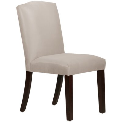 Nadia Parsons Chair Body Fabric: Premier Platinum