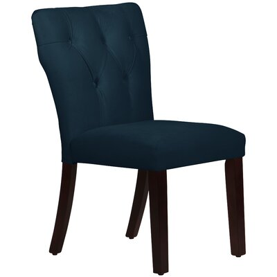 Evelina Parsons Chair Body Fabric: Premier Navy