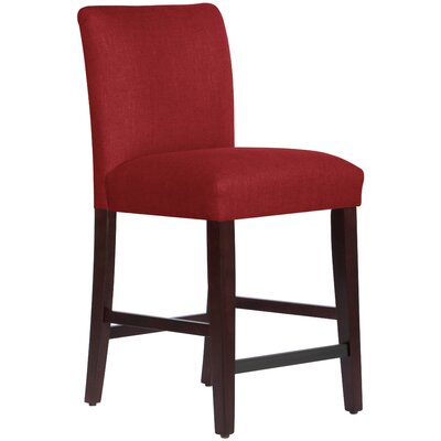 Connery 26 Bar Stool Body Fabric: Upholstery