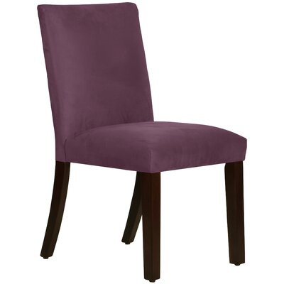 Connery Parsons Chair Body Fabric: Premier Purple