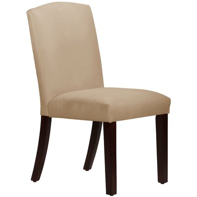 Nadia Parsons Chair Body Fabric: Velvet Pearl