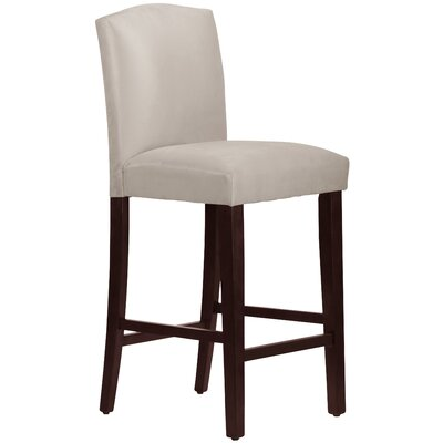 Nadia 31 Bar Stool Body Fabric: Premier Platinum