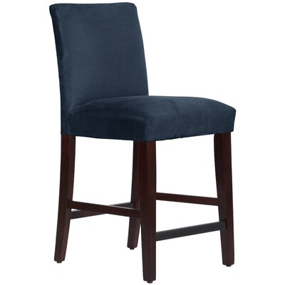 Connery 26 Bar Stool Body Fabric: Premier Navy