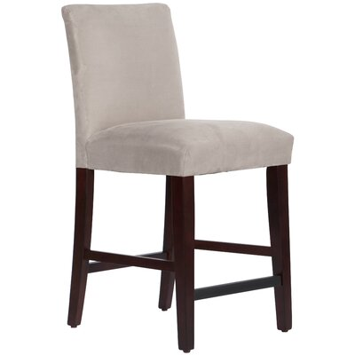 Connery 26 Bar Stool Body Fabric: Premier Platinum