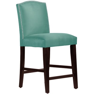 Nadia 26 Bar Stool Body Fabric: Premier Tidepool