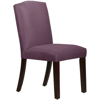 Nadia Parsons Chair Body Fabric: Premier Purple