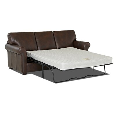 CSTM2018 31298664 Wayfair Custom Upholstery Faux Leather, Upholstery Sofas
