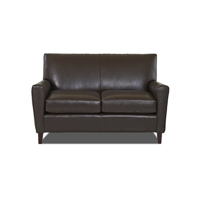 Grayson Loveseat Body Fabric: Durango Espresso
