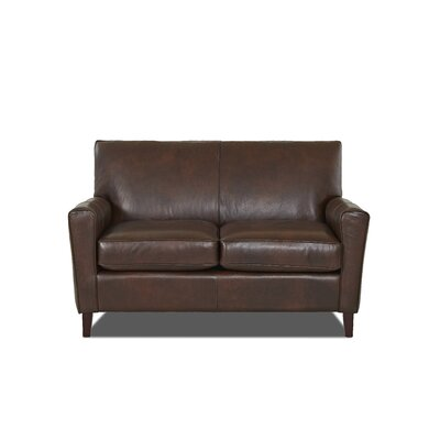 Grayson Loveseat Body Fabric: Steamboat Driftwood
