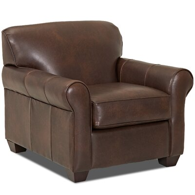 Jennifer Club Chair Body Fabric: Steamboat Driftwood