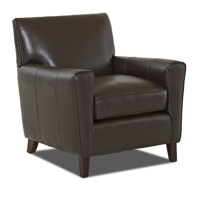 Grayson Arm Chair Upholstery: Durango Espresso