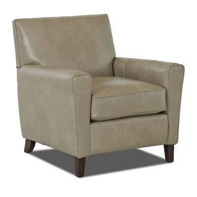 Grayson Armchair Body Fabric: Steamboat Putty