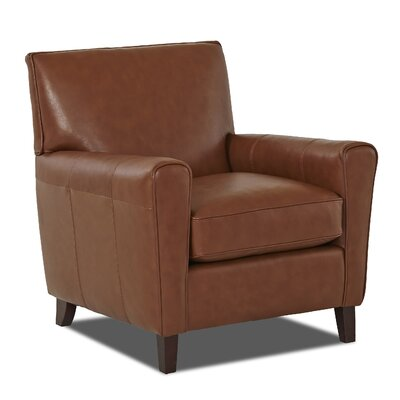 Grayson Armchair Body Fabric: Durango Acorn