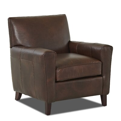 Grayson Club Chair Body Fabric: Steamboat Driftwood