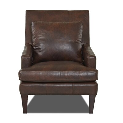 Grant Club Chair Body Fabric: Steamboat Driftwood