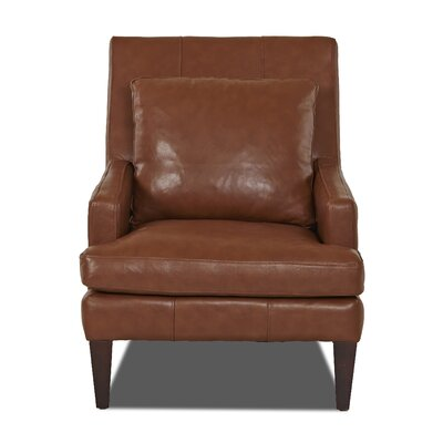 Grant Club Chair Body Fabric: Durango Acorn