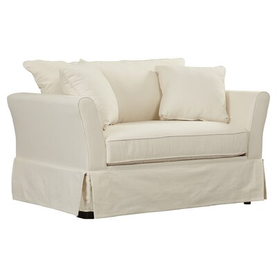 Shelby Chair and a Half Body Fabric: Bayou Spray, Pillow Fabric: Bayou Spray