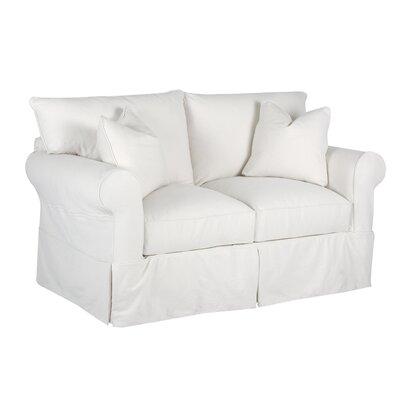 CSTM1191 26935104 CSTM1191 Custom Upholstery Felicity Loveseat