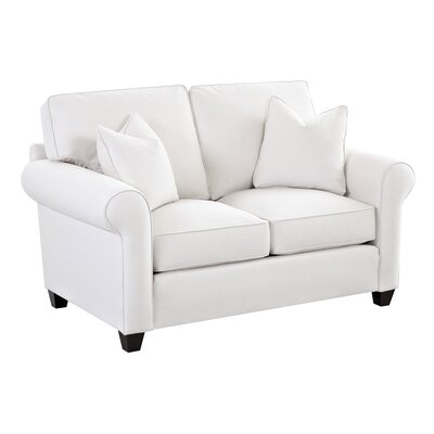 CSTM1336 26935641 CSTM1336 Custom Upholstery Eliza Loveseat