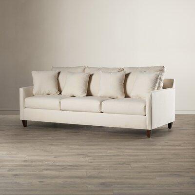 Spencer Sofa Body Fabric: Capri Dove
